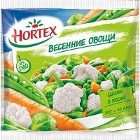 Весенние овощи Hortex замороженные