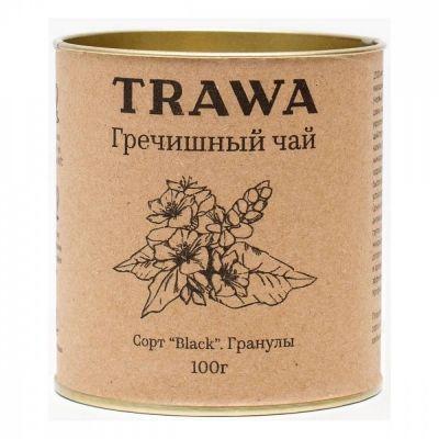 Гречишный чай Trawa 'Сорт 'Black'. Гранулы'
