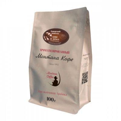 Кофе Монтана Кофе 'Баварский шоколад' ароматизированный в зёрнах