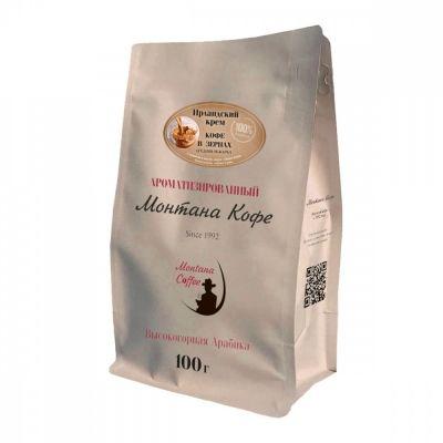 Кофе Монтана Кофе 'Ирландский крем' ароматизированный в зёрнах