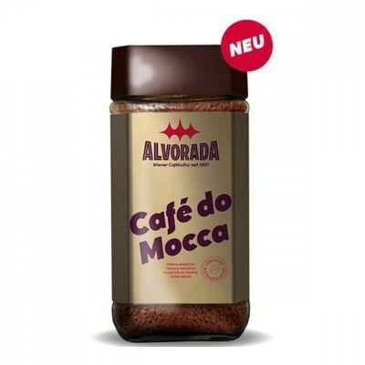 Кофе Alvorada 'Café do Mocca' растворимый
