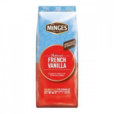 Кофе Minges 'Padinies French Vanilla' молотый