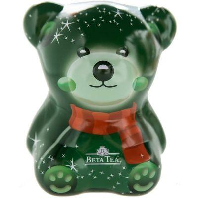 Чай Beta Tea 'Медвежонок. Зеленый'  чёрный листовой