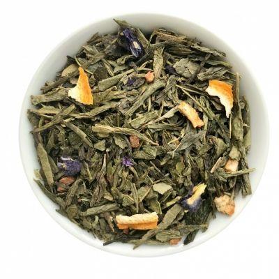 Чай Chef Tea зелёный с добавками 'Зимний сон'