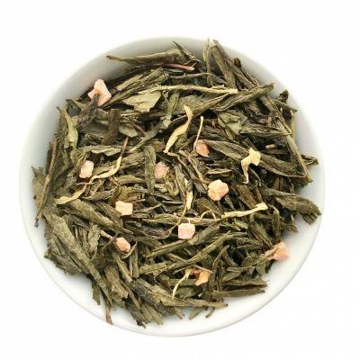 Чай Chef Tea зелёный с добавками 'Персиковый рай'