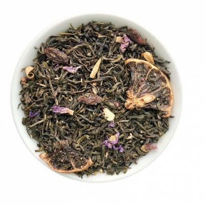 Чай Chef Tea зелёный с добавками 'Саусеп'