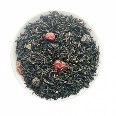 Чай Chef Tea чёрный с добавками 'Дикая вишня'