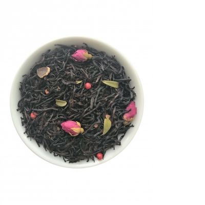 Чай Chef Tea чёрный с добавками 'Роза Венеции'