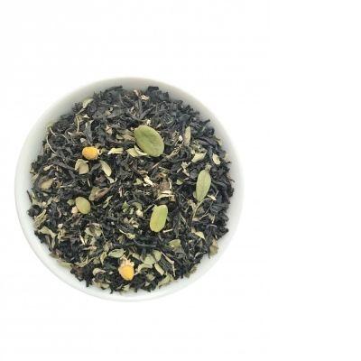 Чай Chef Tea чёрный с добавками 'С легким паром'