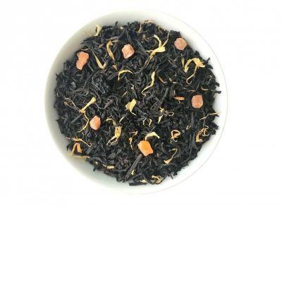 Чай Chef Tea чёрный с добавками 'Сочный персик'