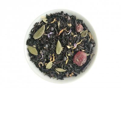 Чай Chef Tea чёрный с добавками 'Таежный сбор'