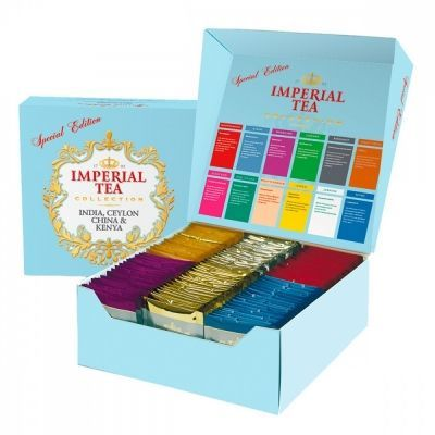 Чай Imperial Tea Collection 'Special Edition' ассорти 6 видов 120 сашетов