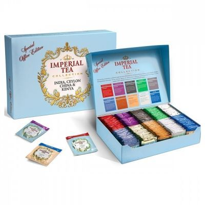 Чай Imperial Tea Collection 'Special Oficce Edition' ассорти 10 видов 250 сашетов