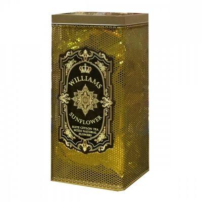 Чай Williams 'Sunflower' черный с добавками