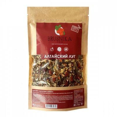 Чай цветочно-травяной Brusnika Tea 'Алтайский луг'