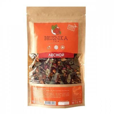 Чай фруктовый Brusnika Tea 'Лесной'