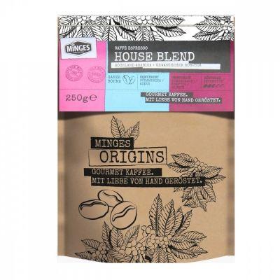 Кофе Minges 'Origins Caffe Espresso House Blend' в зернах