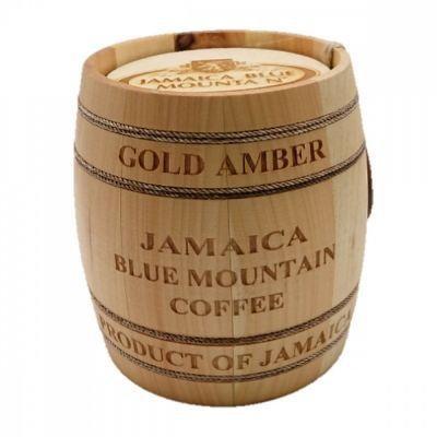 Кофе Jamaica Blue Mountain бочонок в зернах