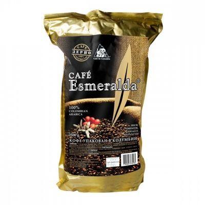 Кофе Esmeralda 'Colombian Arabica' в зернах