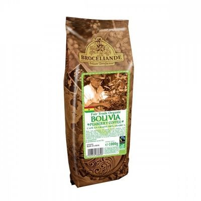 Кофе Broceliande 'Bolivia Peaberry Coffee' в зернах