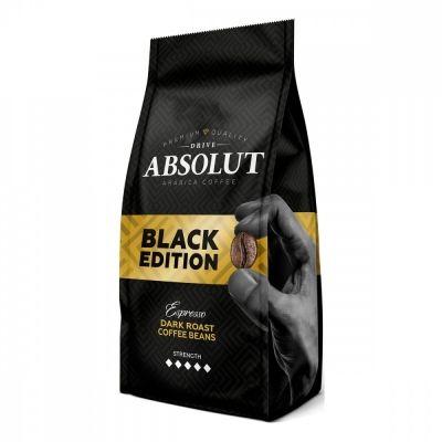 Кофе Absolut Drive 'BlackEdition' взернах
