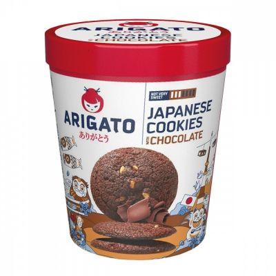 Печенье Arigato 'Сдобное шоколадное'