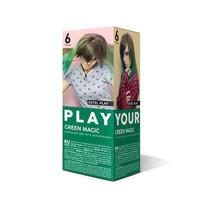 Коллекция цветного мелирования Estel Play Green Magic Тренд 6