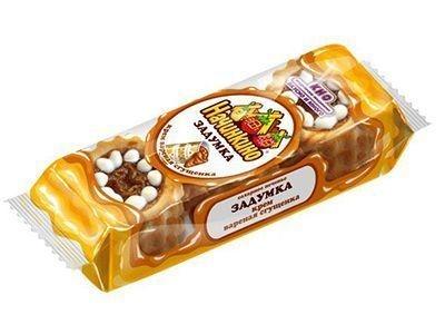Печенье 'Начинкино' Задумка крем варёная сгущёнка