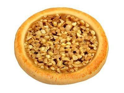 Печенье 'Грильяжное' с орехом на сгущённом молоке