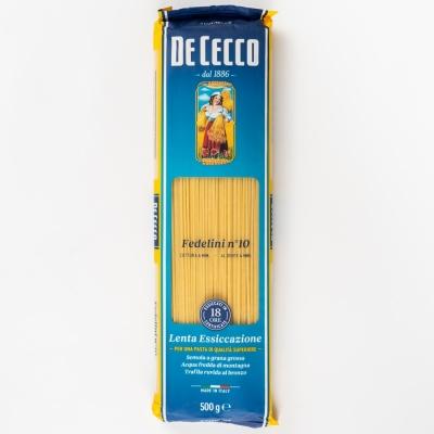 Паста De Cecco №010 Феделини