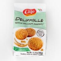 Печенье Gastone Lago Delifrolle без сахара