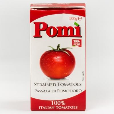 Томаты Pomito мякоть помидора, нарезанная кубиками