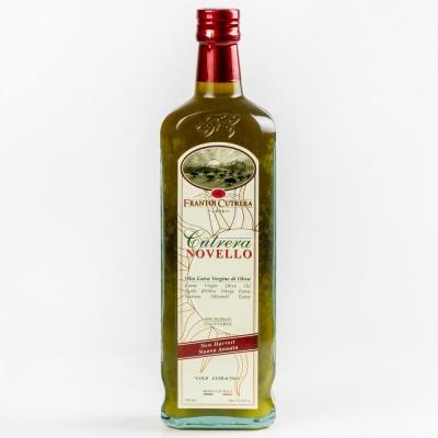 Масло оливковое Frantoi Cutrera Extra Vergine Novello