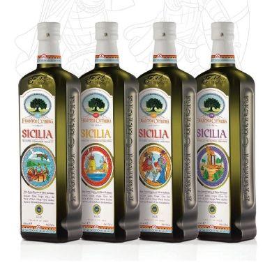 Масло оливковое Frantoi Cutrera Extra Vergine Sicilia IGP