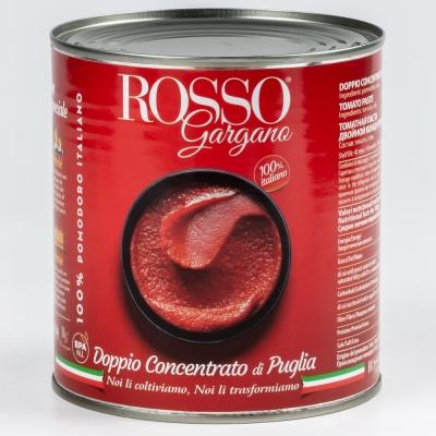 Томатная паста Rosso Gargano двойной концентрации