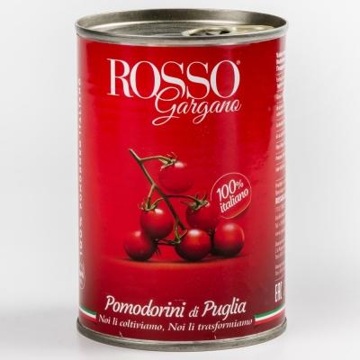 Томаты Rosso Gargano Pomodorini Черри в собственном соку