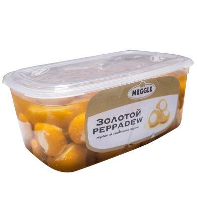 Перчик золотой Meggle Peppadew с сыром
