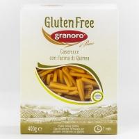 Макаронные изделия из киноа (без глютена) GranOro Senza Glutine № 475 Казаречче