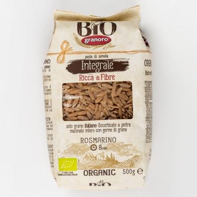 Макаронные изделия из твердых сортов пшеницы GranOro Biologica Integrale №69 Розмарино