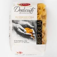 Макаронные изделия из твердых сортов пшеницы GranOro Dedicato №79 Фарфаллони