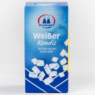 Сахар леденцовый Diamant кусковой белый неформованный
