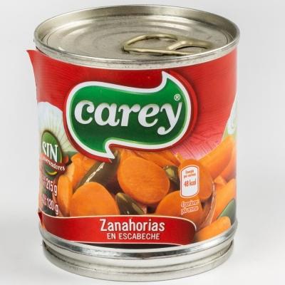 Морковь консервированная Carey резаная кружочками с Халапеньо