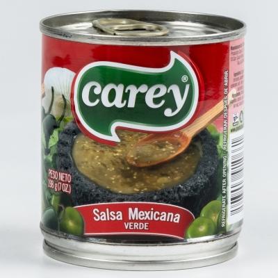Соус Carey Сальса зеленый острый ж/б