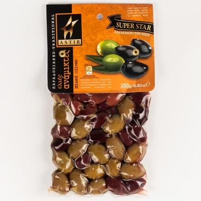 Оливки ассорти традиционное Astir