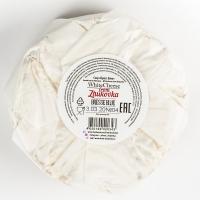 Сыр Бресс Блю White Cheese From Zhukovka 60% в бумажной упаковке