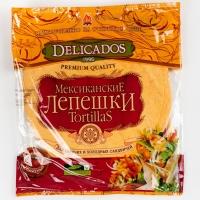 Тортилья Delicados пшеничная 10 дюймов 12 шт в упак.