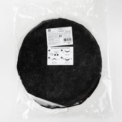 Тортильи пшеничные El Cartel черные Негра замороженные 10 дюймов замороженные 10 шт
