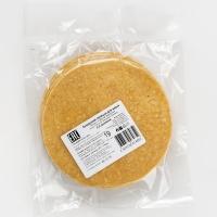 Лепешка El Cartel для жарки 100% кукурузная мука 5,5 дюймов замороженная 10 шт