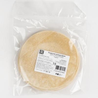 Лепешка El Cartel кукурузная 6 дюймов замороженная 10 шт