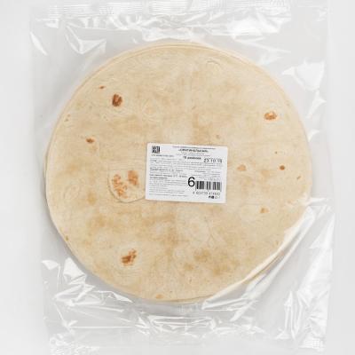 Лепешка El Cartel пшеничная оригинальная 10 дюймов замороженная 10 шт